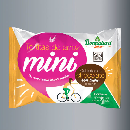 Diseño de packaging y logotipo en Sevilla, Bonnatura