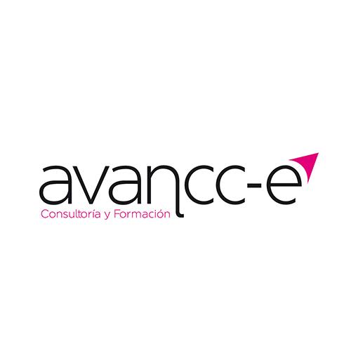 Diseño de logotipo y página web en Avancc-e