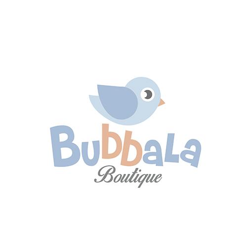 Diseño de logotipo de Bubbala Boutique