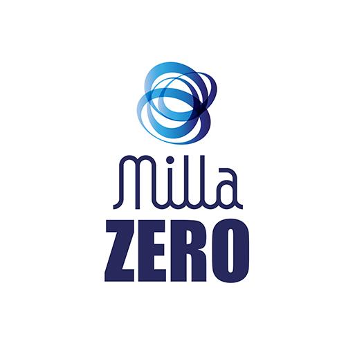 Diseño de logotipo Milla Zero