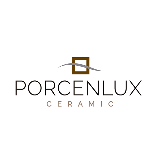 Diseño de logotipo Porcenlux Ceramic