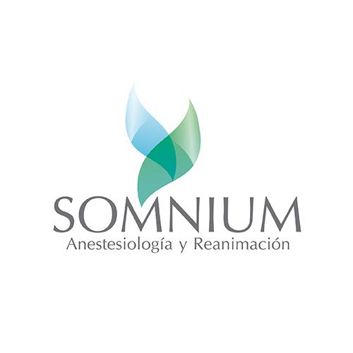Diseño de logotipo Somnium
